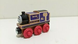 THOMAS & FRIENDS WOODEN RAILWAY Charlie FISHER PRICE Exposed Wood FHM29