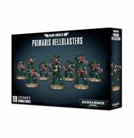 Games Workshop Warhammer 40K Space Marine Dark Angels Primaris Hellblasters
