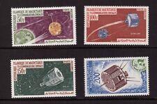 Mauritania MNH 1963 -1964 Space Telecommunications set mint stamps