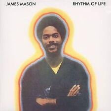 JAMES MASON Rhythm Of Life CHIAROSCURO RECORDS Sealed Vinyl Record LP
