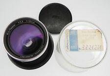 Carl Zeiss 35mm f3.2 Pro-Tessar for Contaflex  #3821231