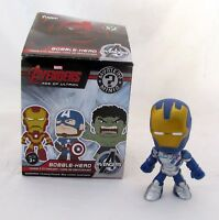 Funko Avengers Bobble-Head Marvel Mini Vinyl Figure Blue Stealth Iron Man