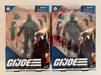 LOT OF 2 Hasbro G.I. Joe Classified Series Cobra Infantry Action Figure IN HAND