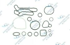Vauxhall Astra J H 2004- 1.6 1.8 New Oil Cooler Gasket Set Seals Repair 15pcs