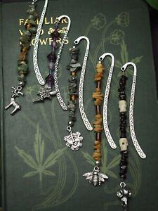 Beautiful Pagan Bookmark - Pagan, Wicca, Hare, Pentacle, Goddess, God, Mermaid