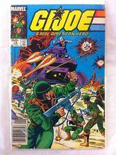 G. I. Joe - Auténtico Héroe Americano #19 Cómic Marvel 1983