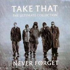 Take That - Never Forget The Ultimate Collection NEW CD