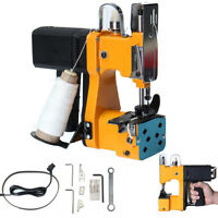 190W Industrial Portable Electric Bag Cloth Closer Stitching Seal Sewing