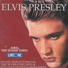 ELVIS PRESLEY Elvis, That´s The Way It Is - Special Edition Promo MCD 2001 RAR