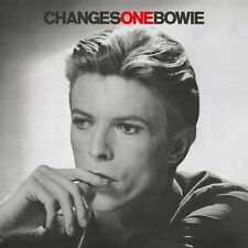 DAVID BOWIE CHANGESONEBOWIE CD ALBUM (May 20th 2016)