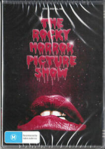 The Rocky Horror Picture Show DVD Brand New and Sealed Plays Worldwide NTSC 0
