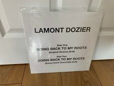 """Lamont Dozier – Going Back To My Roots 12"""" Danny Krivit"""