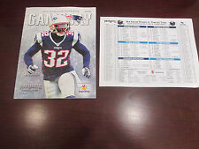 NFL- NEW ENGLAND PATRIOTS VS. TENNESSEE TITANS 12/20/2015 GAMEDAY- DEVON MCOURTY