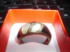 Silver Ring Vintage Costume Jewellery (1970s)