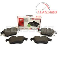 Ferodo Front Brake Pads for FORD MONDEO Mk 4 + GALAXY Mk 3 + S-MAX - 2006-2015