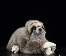 Cute Sloth Bradypod Plush Doll Wild Animal Stuffed Toy 28cm Gift