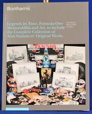 Bonhams Auction Catalog Formula One Alan Stammers March 2006 London