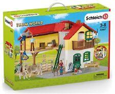 SCHLEICH®  Farm World  42407   Bauernhaus mit Stall und Tieren, NEU & OVP