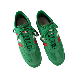 Adidas SL 72 Men's Green 2008 Beijing Olympics Sneaker Shoes Size 12 EUC