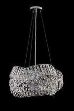 Lampadario A Sospensione Stile Moderno In Cristallo 6l OL-034-6-S