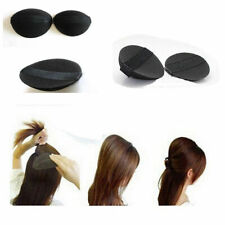 2x Bump It Up Volume Hair Base Styling Insert Tool Piece Volumiser Big + Small L