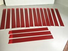 12.75Ft  Body Shop 3M Auto Acrylic Foam 2 Sided Molding Adhesive Tape Strips