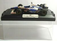 ONYX 1:43 F1 COLLECTION WILLIAMS RENAULT FW18 - FRENCH GP 1996 - 282 - CASED