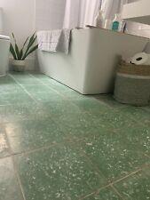 Marmol Verde Oscuro Reclaimed Floor Tiles 25cm x 25cm - 40 Tiles Available