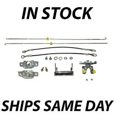 NEW - Tailgate Hardware Repair Kit / Set for 1987-1996 Ford F150 F250 F350 87-96