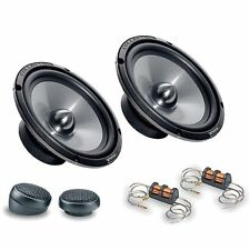 kit 2 vie woofer 165mm + tweeter 15mm + crossover - PHONOCAR 2/857
