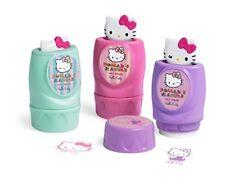 Hello kitty stampers- set of 3 included party bag fillers  goody bags