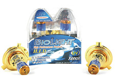 H4 12V 60/55W Xenon Halogen Globes Bulbs Biolight Gold Series Car Headlight bulb