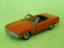 SCHUCO 844 MERCEDES 350SL CABRIO CONVERTIBLE 1/66 - GOOD CONDITION -