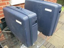TWO DELSEY HARDSHELL CASES ON WHEELS ONE OWNER Collection only NG10 5HA