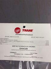 TRANE CHM00257 CHEMICAL;T.R. BIO-KLEAN SIZE 5 X 1.5, USE ON 1-2.5 TON UNITS