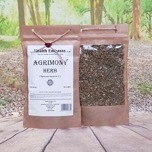 Agrimony Herb (Agrimonia Eupatoria – Agrimonia Herba) Health Embassy Natural