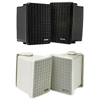 Kicker KB6 2-Way 150W Outdoor Indoor Speakers