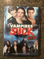 Vampires Suck (DVD, 2010, Extended Bite Me Edition) New Factory Sealed Free Ship