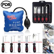 6x Panel & Trim Metal Clip Removal Pry Set Car Modification Bar Tools Pump Wedge