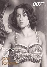 """James Bond In Motion - BG59 """"Carmen du Sautoy"""" Bond Girls Chase Card"""