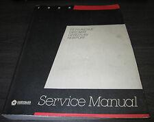 Service Manual Chrysler Dodge Fifth Avenue Diplomat Newport Gran Fury 1985