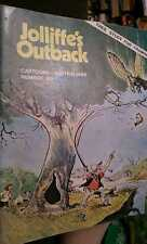 Jolliffe's Outback # 90 Cartoons & Australiana