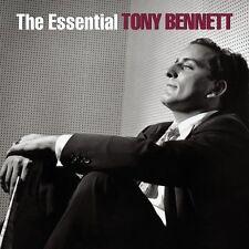 TONY BENNETT The Essential 2CD BRAND NEW Best Of DOUBLE CD