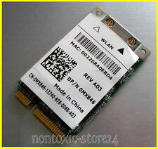 Dell 1505 0mx846 Mini PCI-e WLAN WiFi Wireless 802.11n 300 Mbit m4300
