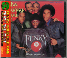 Funky Four Plus One - That's The Joint 1980 Japan CD w/OBI Funky 4 + 1 rare OOP