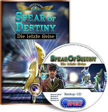 Spear of Destiny - Die letzte Reise  - PC - Windows VISTA / 7 / 8 / 10