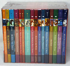NEW Marguerite Henry Complete Collection 16 books horse Misty Stormy Boxed Set