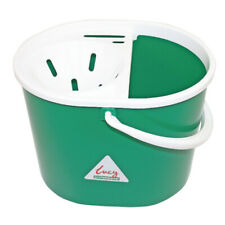 More details for lucy 15 litre green mop bucket l1405293