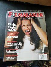 Summer 2000 Vol. 8 No. 4 Film Maker Magazine Girlfight Aronofsky Basquiat Ozon