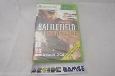 BATTLEFIELD HARDLINE XBOX 360 NEUF SOUS BLISTER (envoi suivi)